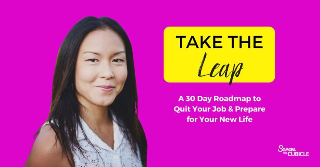 Take the Leap - 30 day course