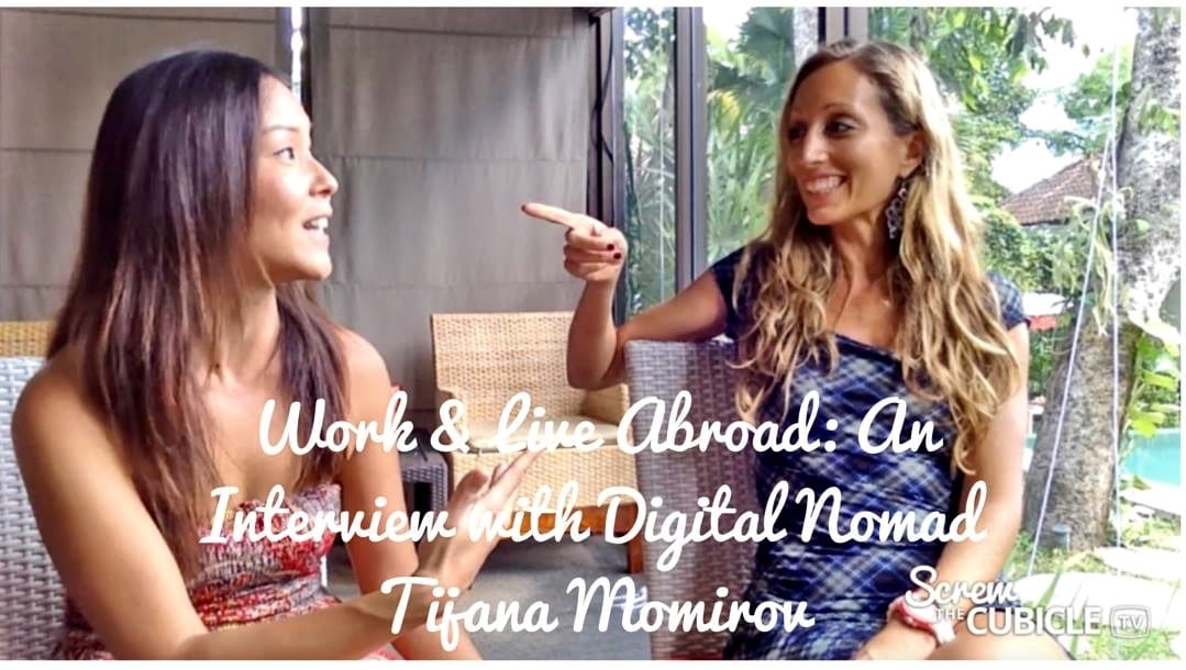 How to travel the world as a digital nomad and fund it by freelancing