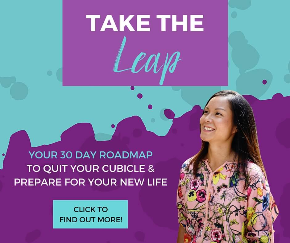 Take the Leap program