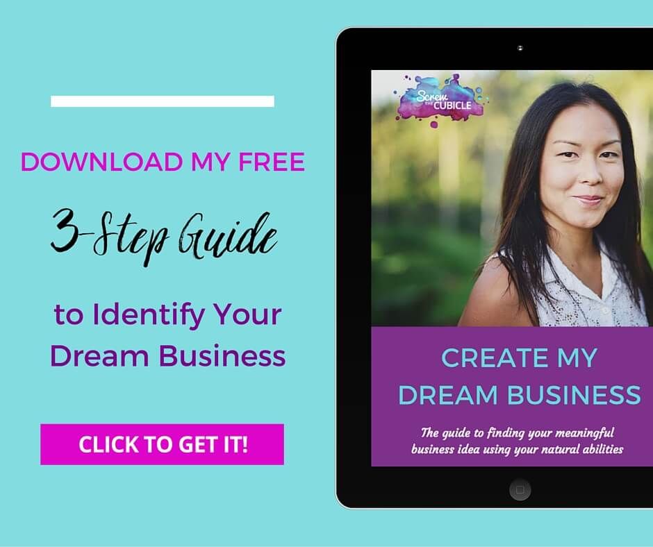 Create your dream business - free guide