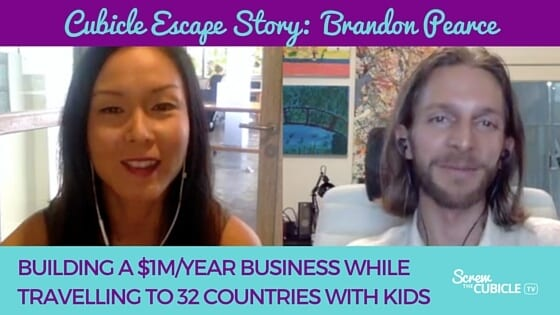 Building a One Million Dollar Business While Travelling to 32 Countries