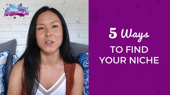 5 Ways to Find Your Niche
