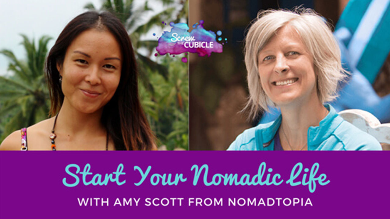A Transition to a Nomadic Life