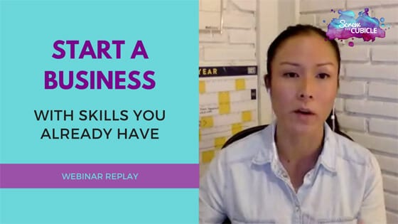 Start A Business With Skills You Already Have