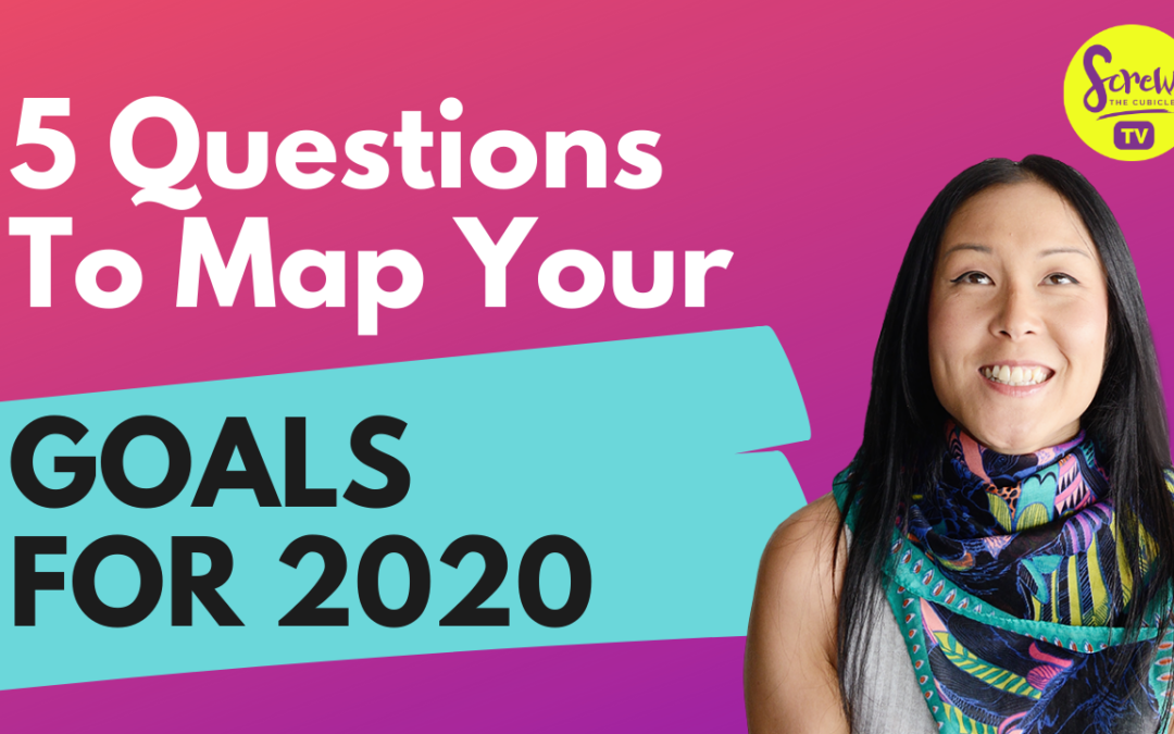 5 Questions to Ask Yourself Before Mapping Next Year's Goals