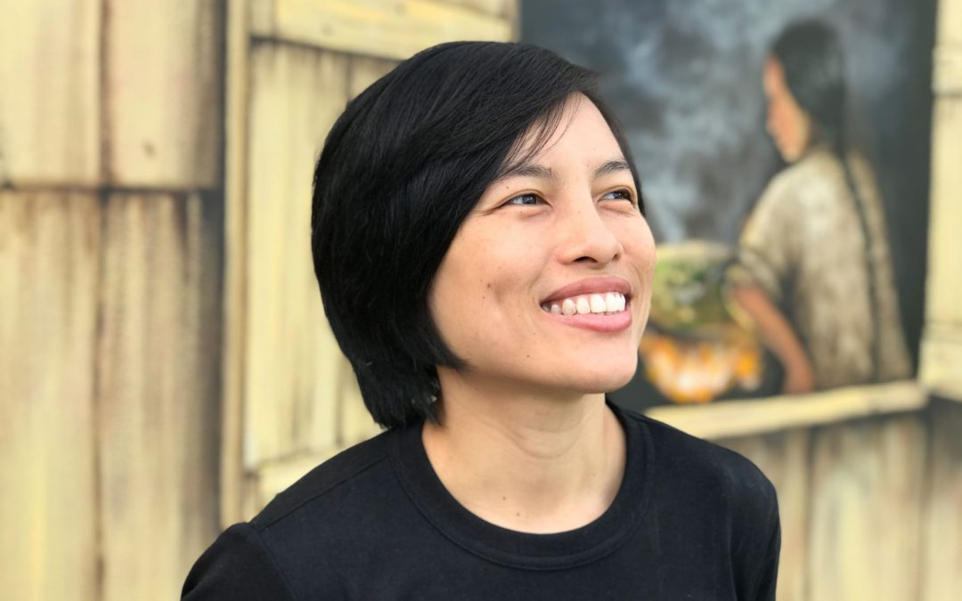 Reinvention Stories:  Marilyn Wo