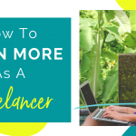 how to earn more as a freelancer