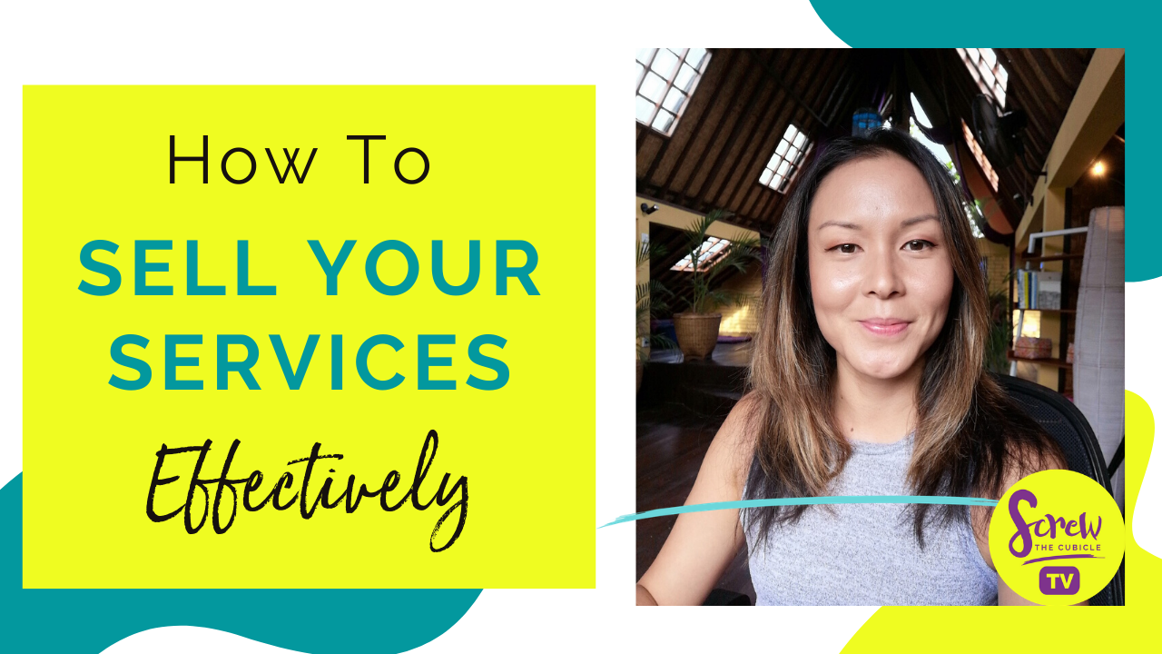 How To Sell Your Services Effectively