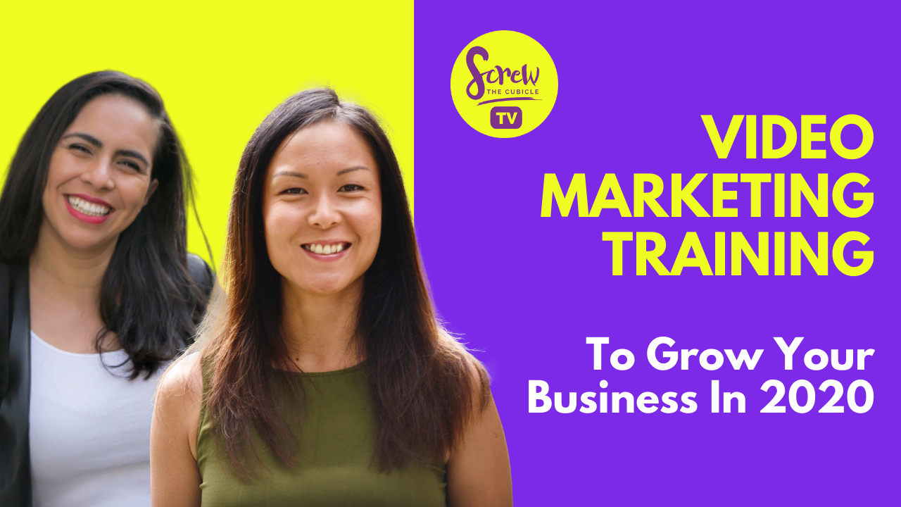 Video Marketing Training To Help You Grow Your Business In 2020