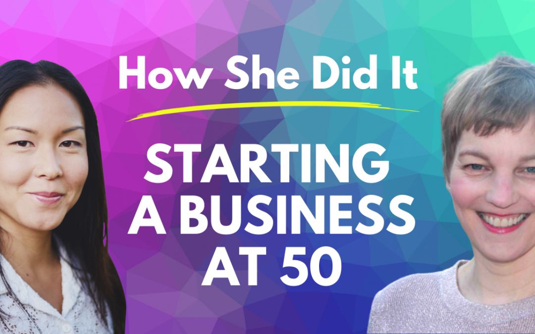 Breaking Barriers And Starting A Business At 50