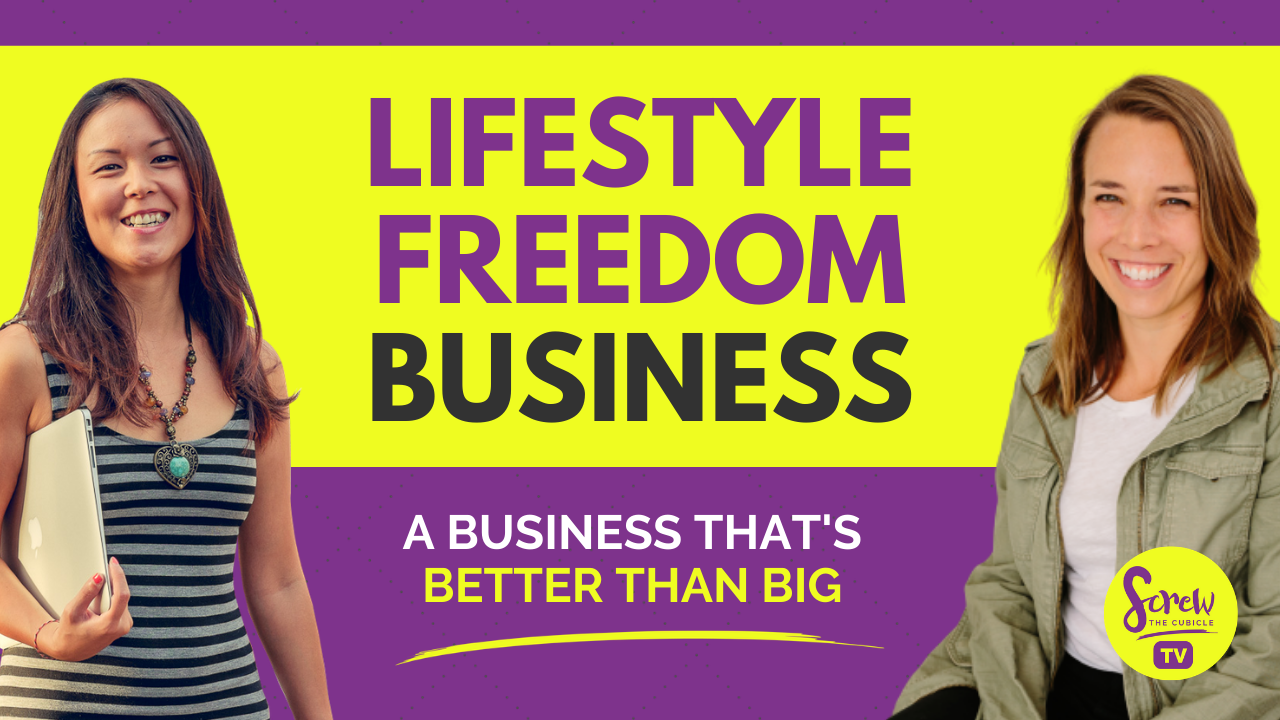 Gain Lifestyle Freedom With A Better Than Big Business