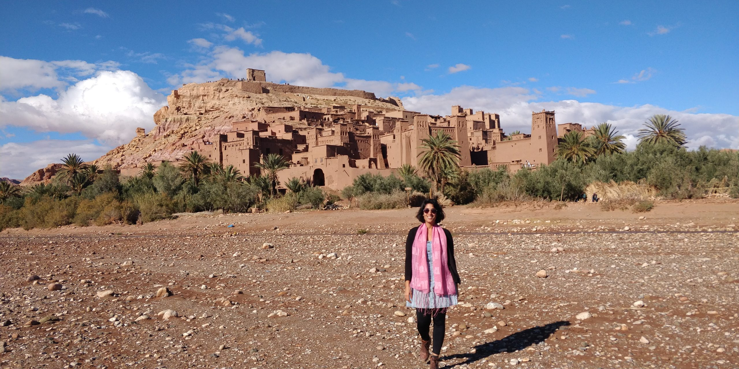Adi Cohen - In Morocco as a nomadic architect