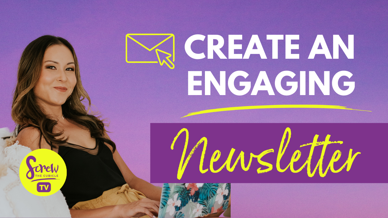 Start An Engaging Newsletter To Build Your Brand