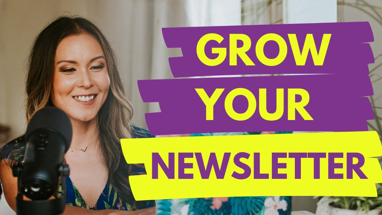 Grow A Bigger Newsletter Audience