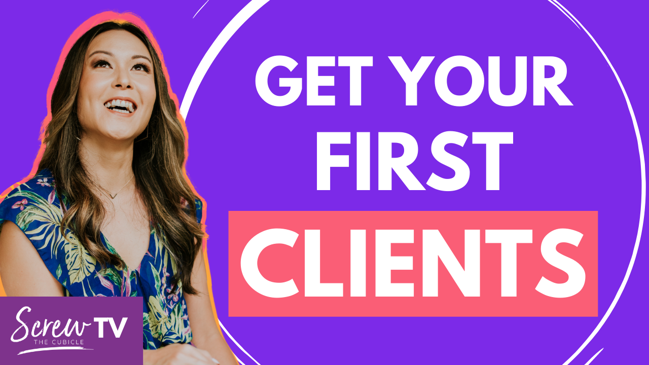 Get Your First Client When You're Just Starting Out – Using Authentic Marketing